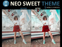 neo sweet mobile presets