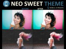 neo sweet theme presets