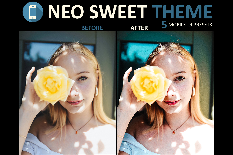sweet portrait mobile presets