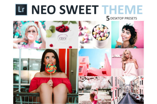 Neo Sweet Theme Desktop Lightroom Presets