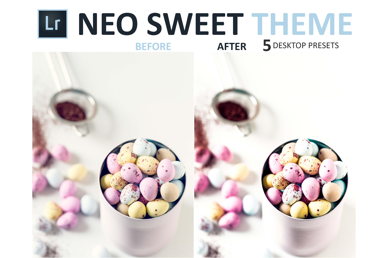 neo sweet desktop presets
