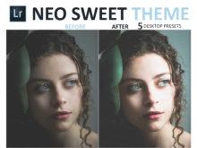 neo sweet matte preset