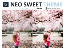 neo sweet theme