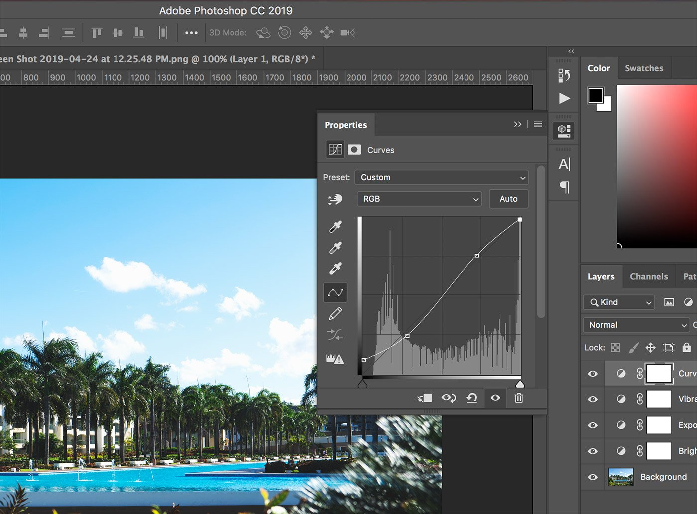 How to Create a Photoshop Matte Effect - FilterGrade
