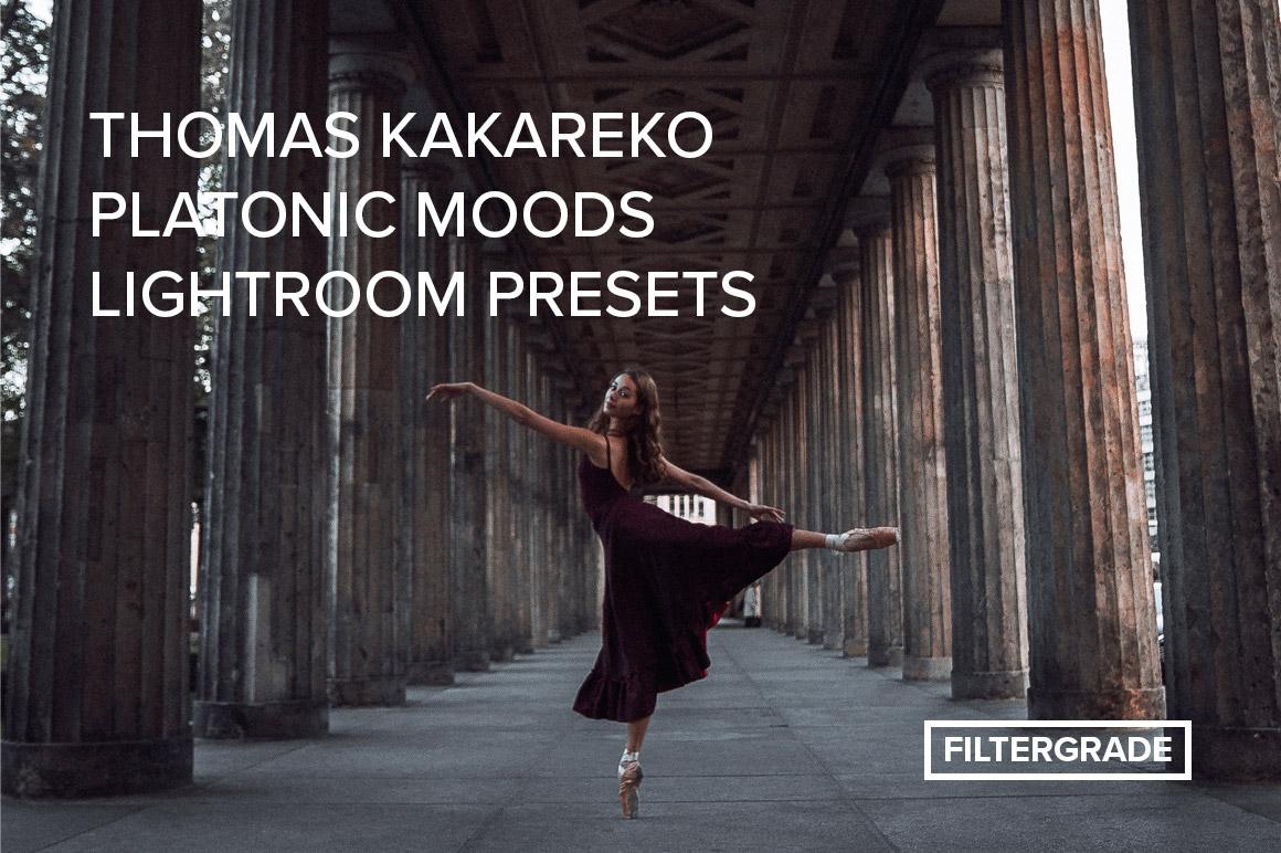 Thomas Kakareko Platonic Moods Lightroom Presets