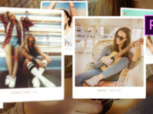 Journey Slideshow Premiere Pro Template