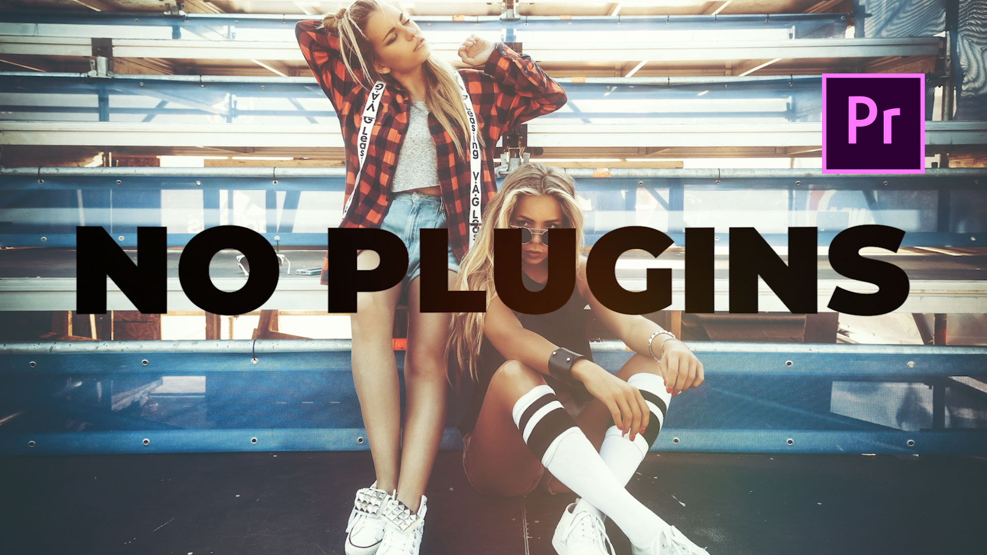 Hip Hop Promo Premiere Pro Template