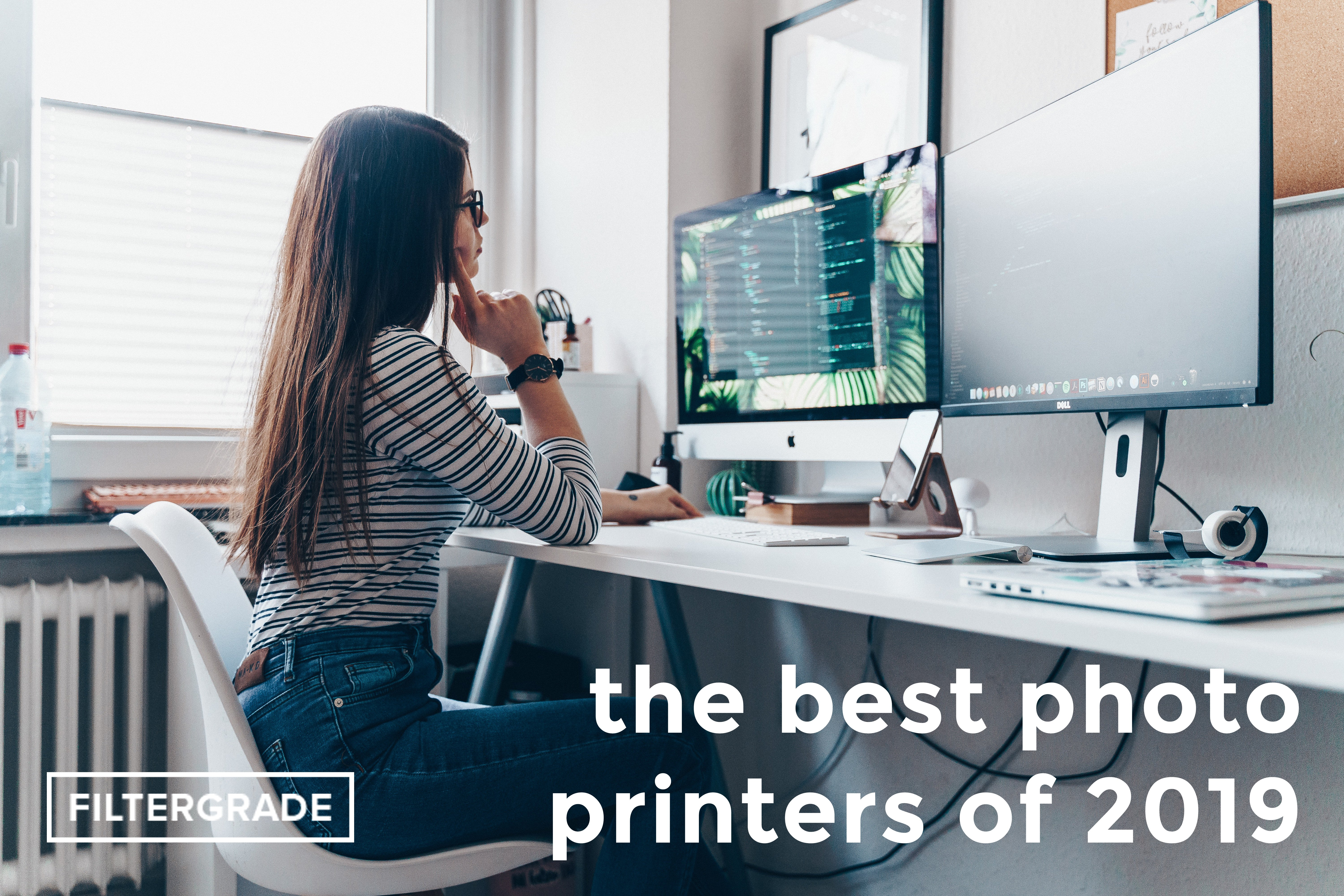 Featured - The Best Photo Printers of 2019 - FilterGrade