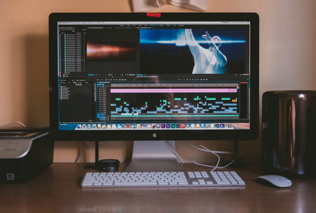 editing in premiere pro cc on mac computer