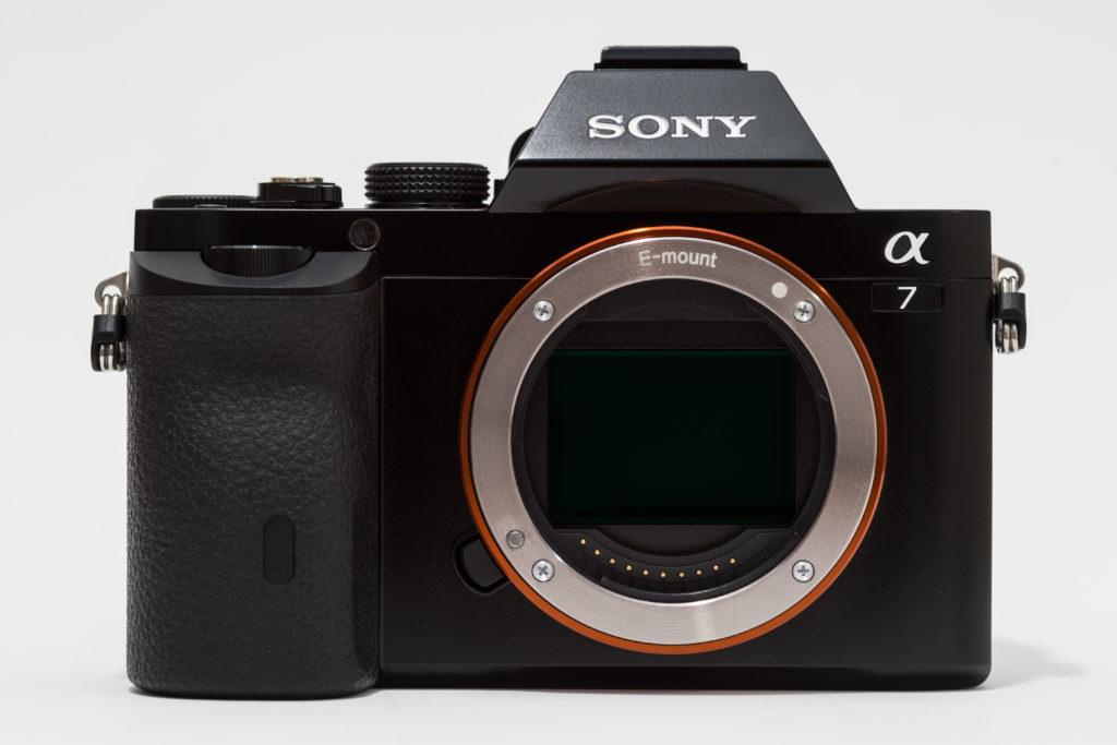 sony a7 camera