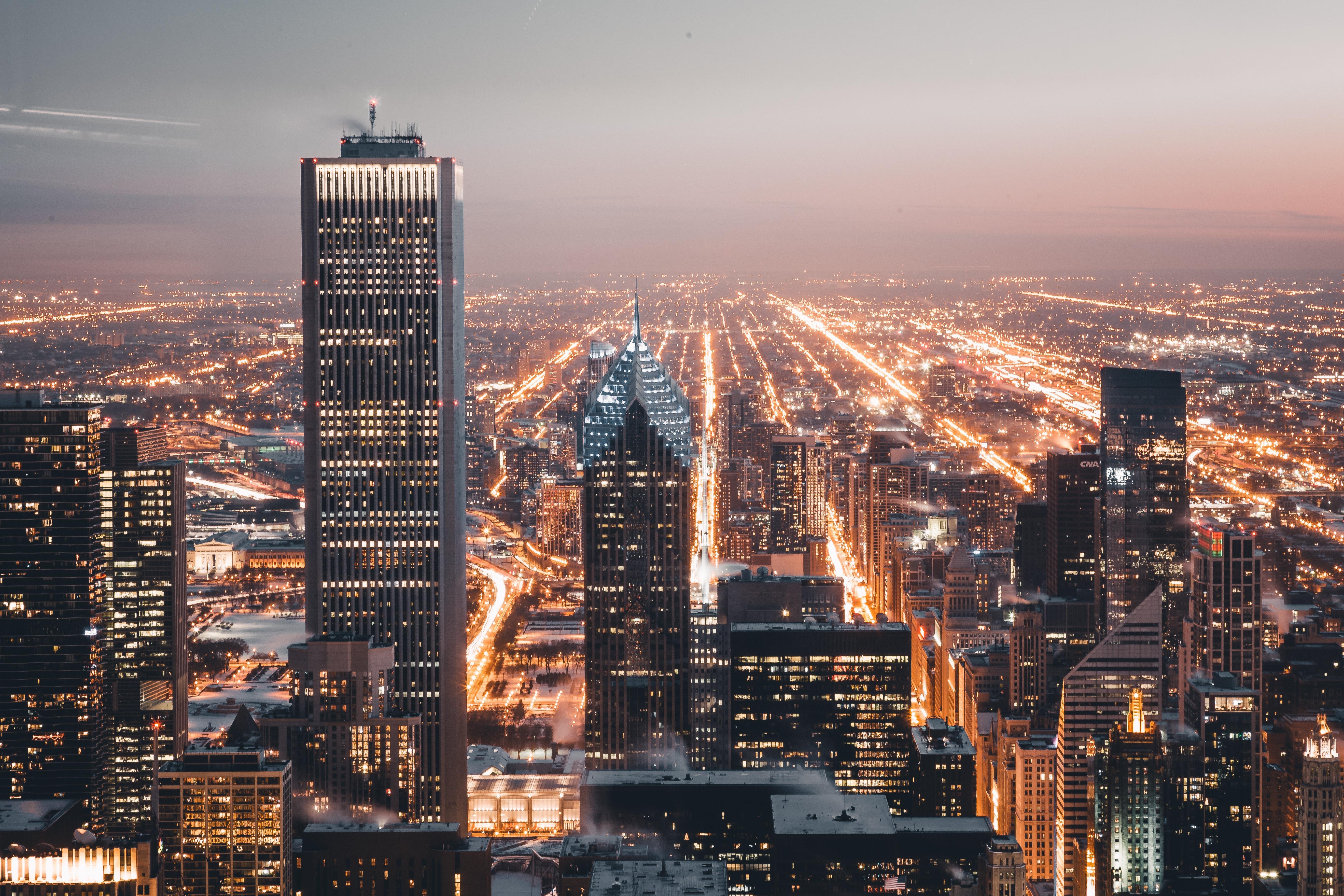 cityscape business concept