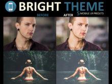 matte effects lightroom mobile