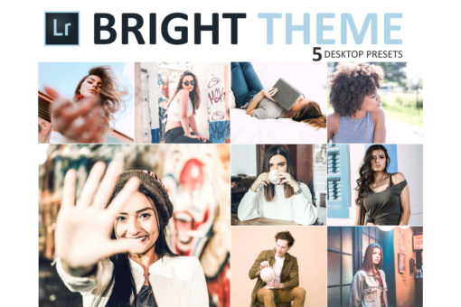 Neo Bright Theme Desktop Lightroom Presets