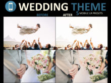 lightroom cc app wedding presets