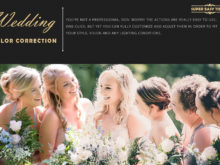 wedding luts and photoshop actions bundle from 3Motional