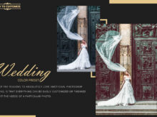 3motional wedding luts pack
