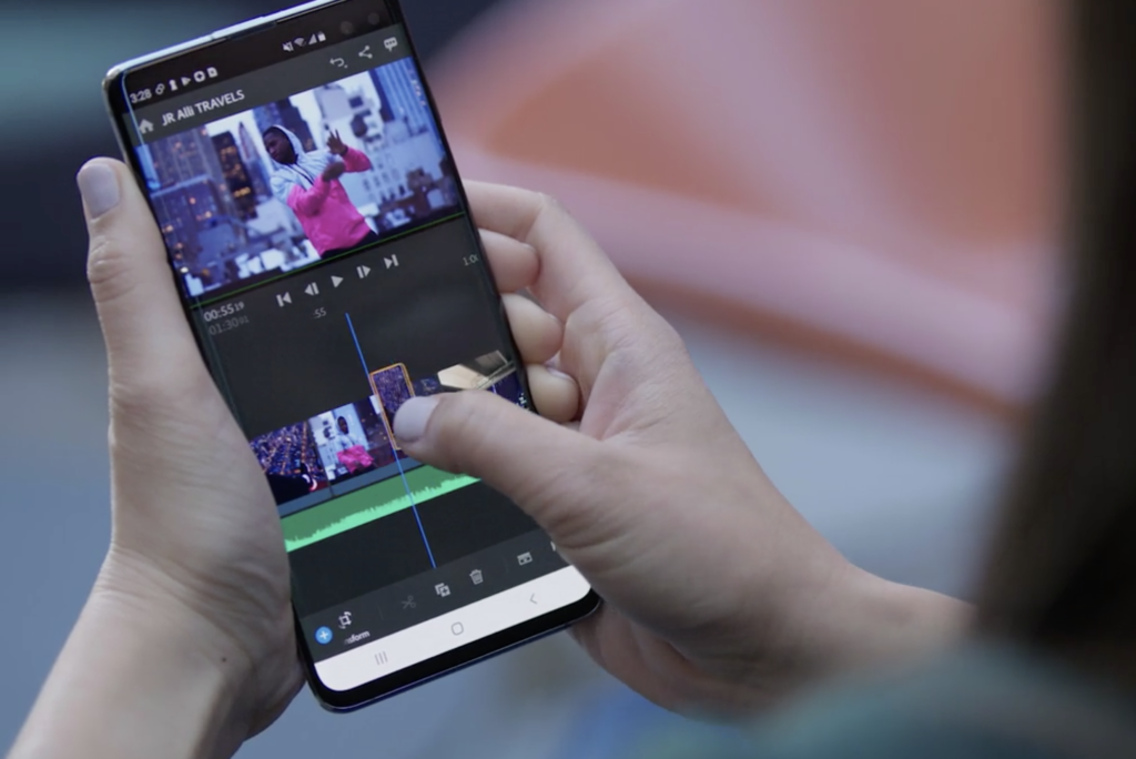 Adobe Premiere Rush Launches for Android Phones