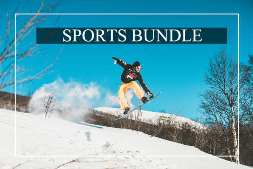 MyBeautifulPresets Sports Bundle
