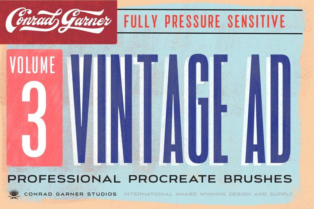 Best Procreate Brushes for Vintage Illustrations - FilterGrade