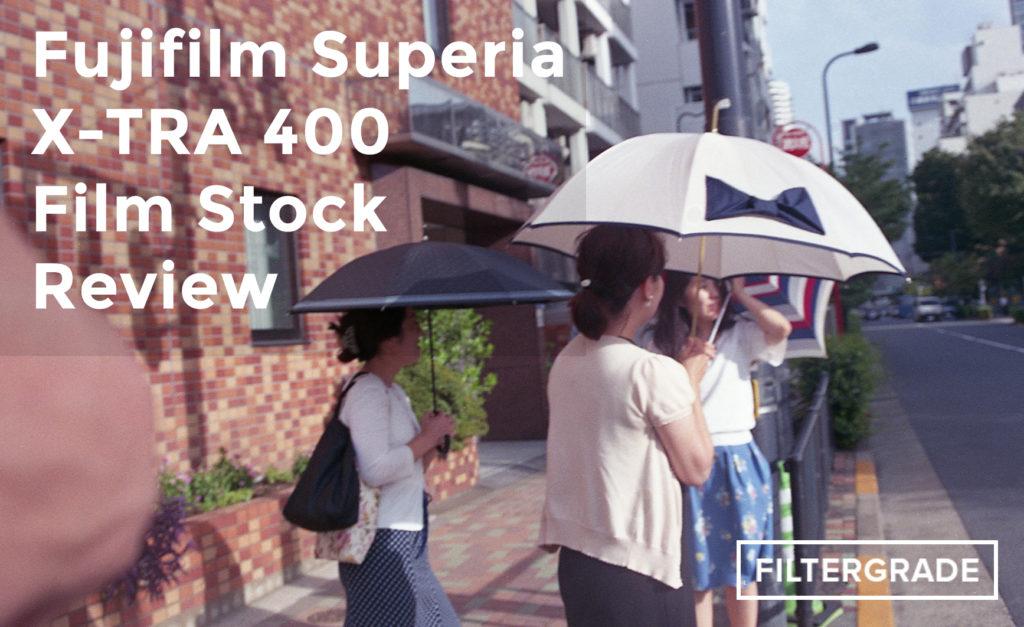Fujifilm Superia X-TRA 400 Film Stock Review - FilterGrade