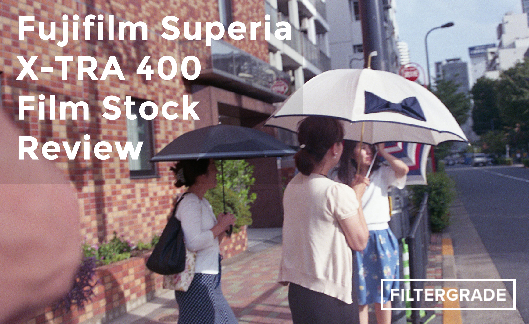 Fujifilm Superia X-TRA 400 Film Stock Review - FilterGrade