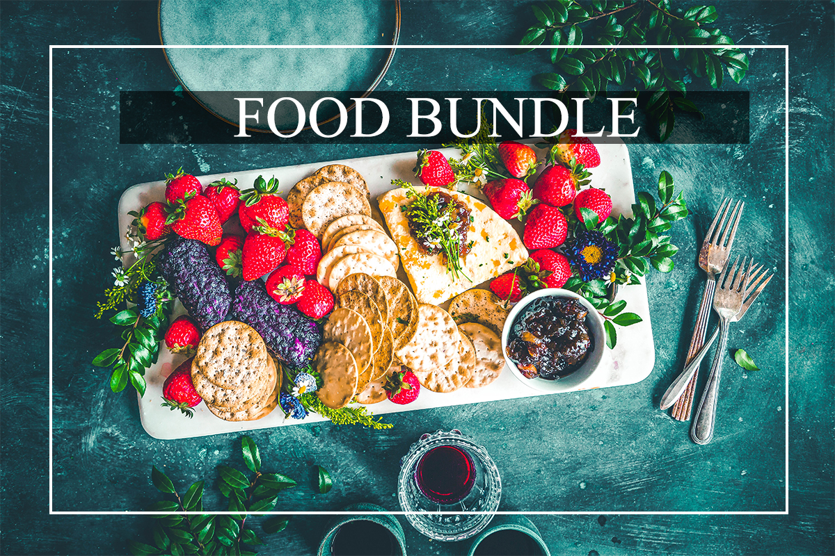 MyBeautifulPresets Food Bundle (Desktop & Mobile)