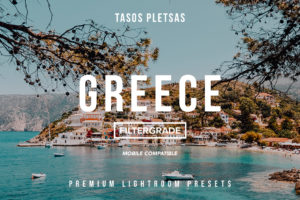 Tasos Pletsas Greece Lightroom Presets (Desktop + Mobile)
