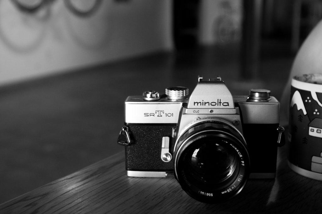 Minolta SRT-101 - FIlterGrade