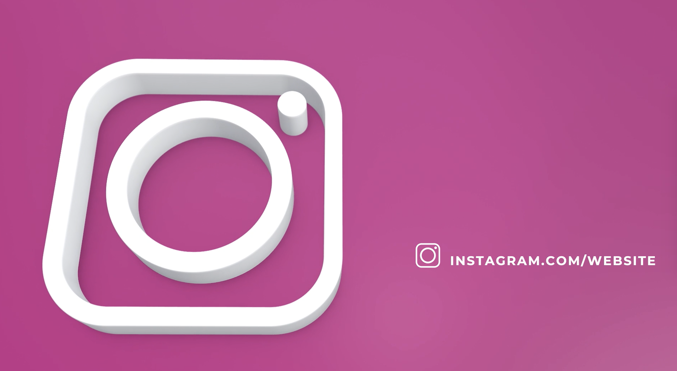 promote instagram account video template for premiere pro