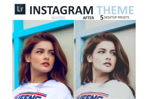 instagram presets for desktop