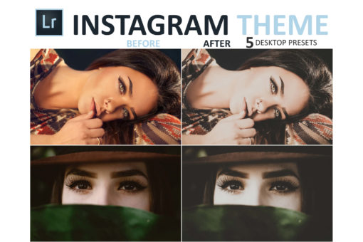 fashionable instagram presets