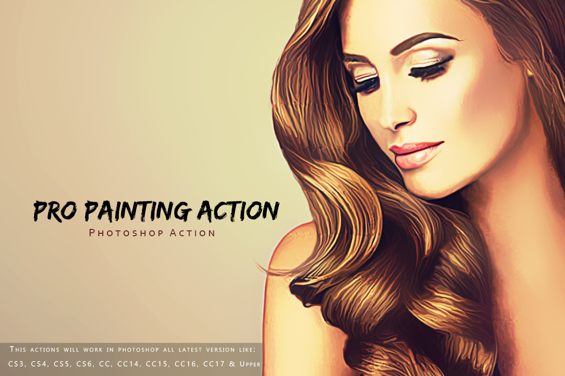 Unlimited Pro Painting Action