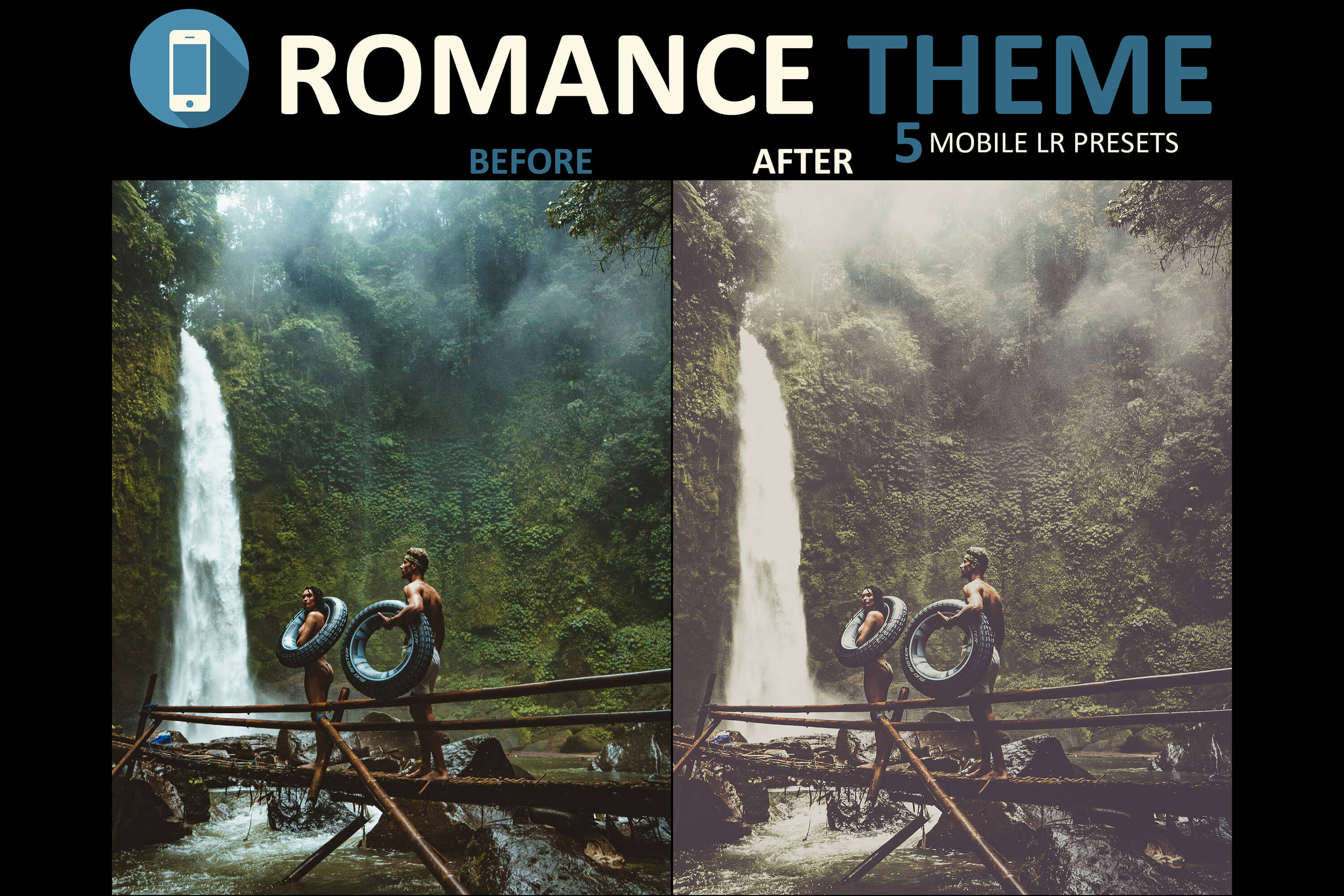 3motional mobile presets for love