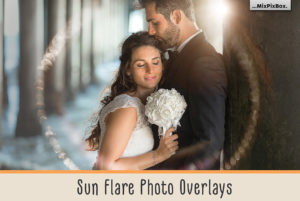 Sun Flare Photo Overlays