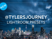 Tylersjourney Urban Lightroom Presets