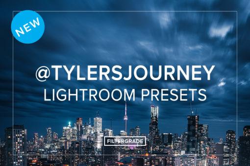 Tylersjourney Urban Lightroom Presets