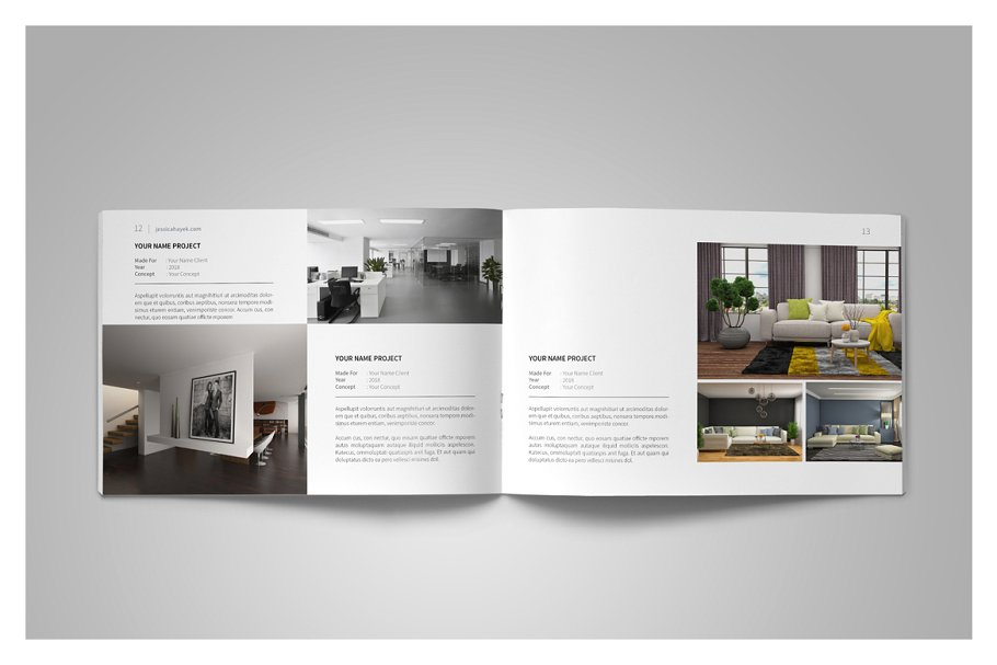 12 Excellent Photo And Design Portfolio Templates Filtergrade