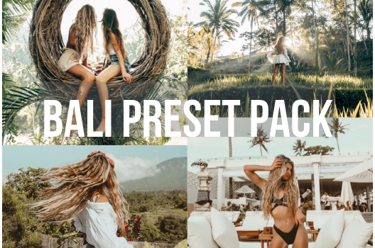 Lexi Mars Bali Preset Pack for Mobile + Desktop
