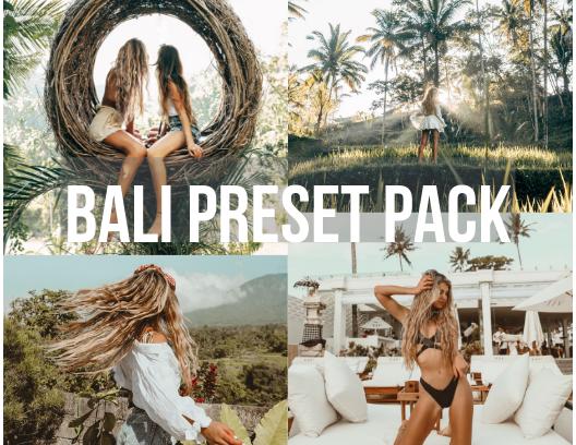 Lexi Mars Bali Preset Pack for Mobile + Desktop