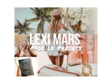 Lexi Mars Mobile Presets