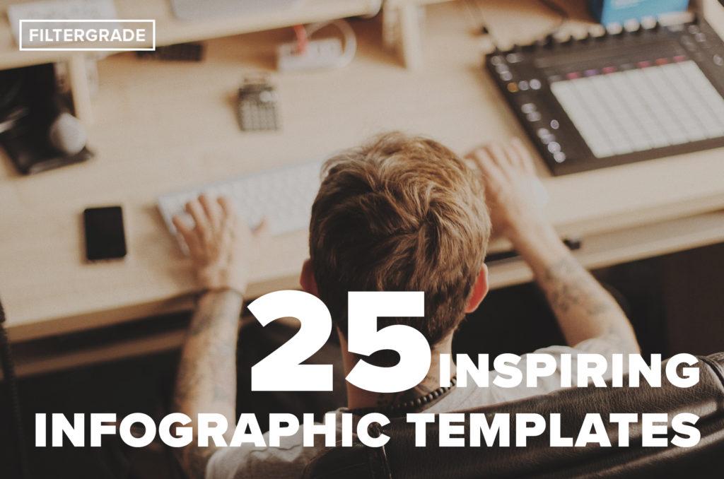 25 Inspiring Infographic Templates - FilterGrade
