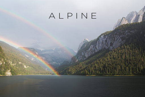 ALPINE Lightroom Presets by Ossifotografie | 7 Photo Filters