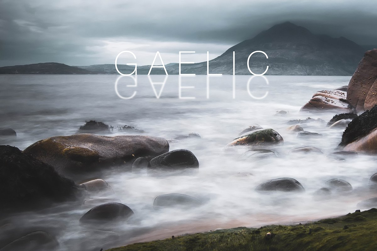 GAELIC by Ossifotografie | 5 Lightroom Presets
