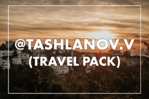 @tashlanov.v – 22 Travel Lightroom Presets + Mobile