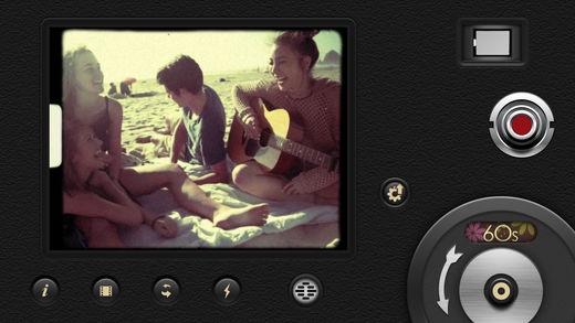 8mm Vintage Cam - FilterGRade