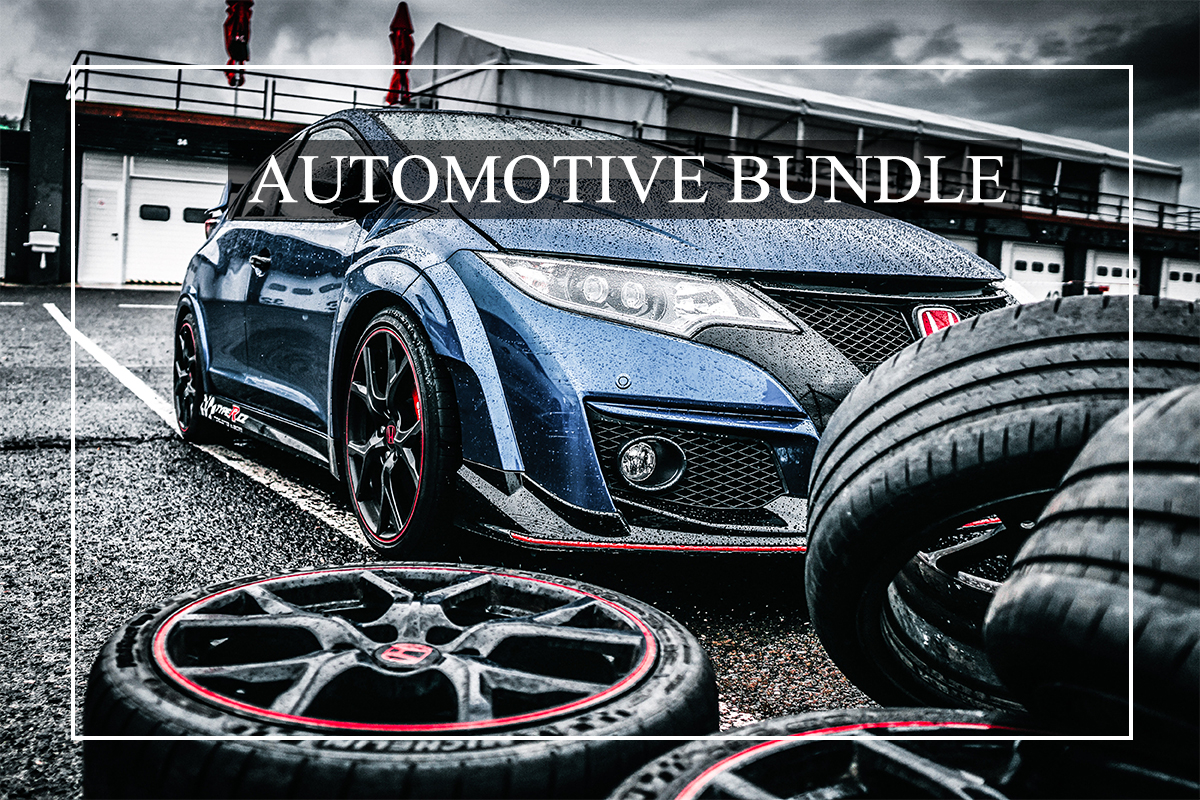MyBeautifulPresets Automotive Bundle (Desktop + Mobile)
