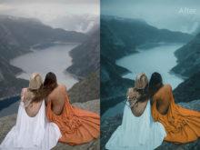 Marisa Hampe photo filters