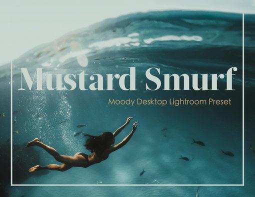 Mustard Smurf Desktop Presets by Marisa Hampe