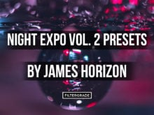Night Expo Presets Pack Vol. 2 by James Horizon
