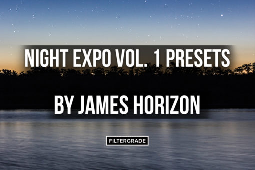 Night Expo Presets Pack Vol. 1 by James Horizon